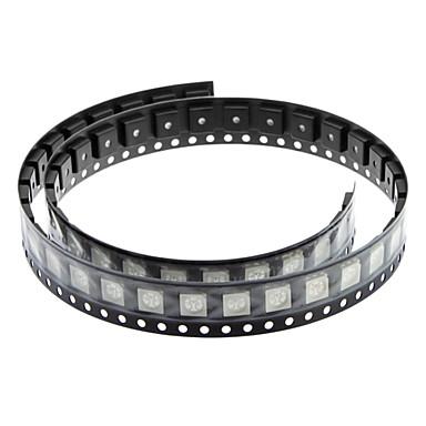 Beyaz (50 ADET) - DIY 0.02W 5050SMD RGB LED Emitters