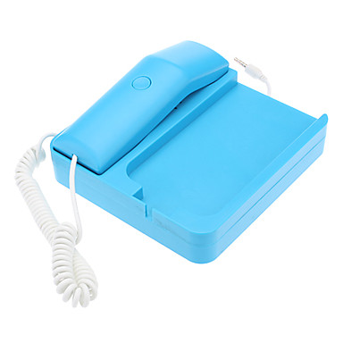 Phone Shape Classic Handset Designed Dock Stand for iPhone 3/3GS/4/4S