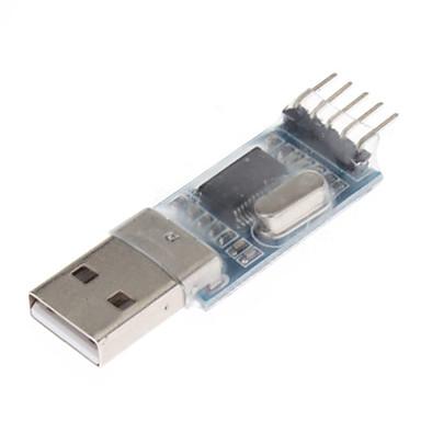 TTL Dönüştürücü Adaptör Modülü w / Dubond Konuya PL2303HX USB - Mavi