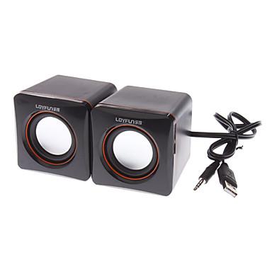 LF-701 mini sztereó hangszóró Box Laptop
