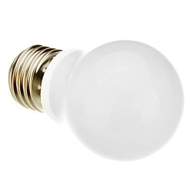 4W E26/E27 LED Küre Ampuller 12 SMD 3328 420 lm Serin Beyaz AC 220-240 V