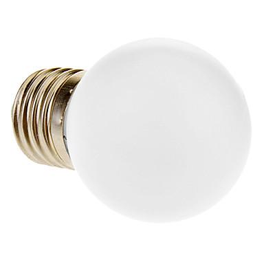 0.5W E26/E27 LED Küre Ampuller 4 40-80 lm RGB AC 220-240 V