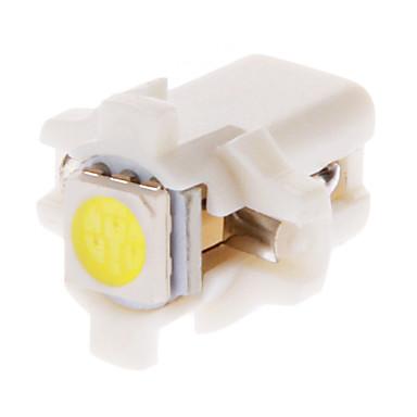 Araba Soğuk Beyaz SMD 5050 6000 Gösterge Işıkları Plaka Aydınlatma Lambası Sinyal Lambası Fren Işığı