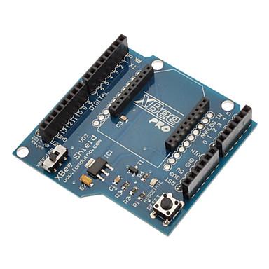 (Arduino için) için kablosuz kumanda v03 kalkan modülü (arduino) panoları için (resmi ile çalışır)