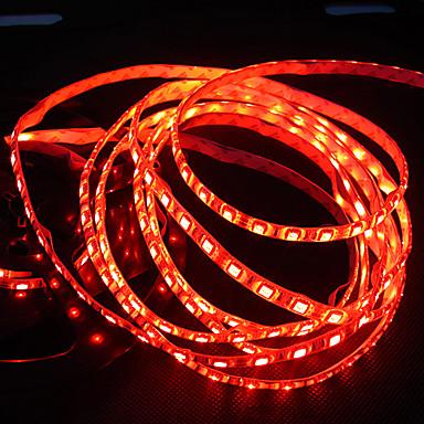 Fâșii de Iluminat LED-uri LED Ajustabil / cu Telecomandă / Rezistent la apă # 1 buc
