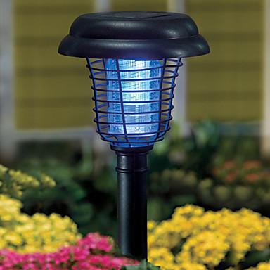 1pc lm Çimen Işık led Yüksek Güçlü LED Dekorotif Serin Beyaz Mor