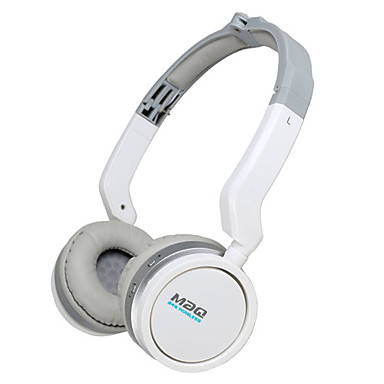 PC502 Bluetooth Folding On-Ear Headphone with Mic for iPhone,Samsung,HTC,Nokia,PC