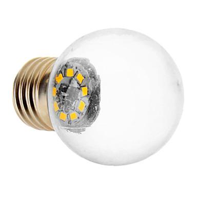 1.5W E26/E27 LED Küre Ampuller 9 SMD 2835 90-150 lm Sıcak Beyaz AC 220-240 V
