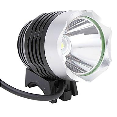 Bisiklet Ön Işığı LED Cree T6 Bisiklet Su Geçirmez Şarj Edilebilir 18650 1200 Lümen Pil Kamp/Yürüyüş/Mağaracılık Bisiklete biniciliği-
