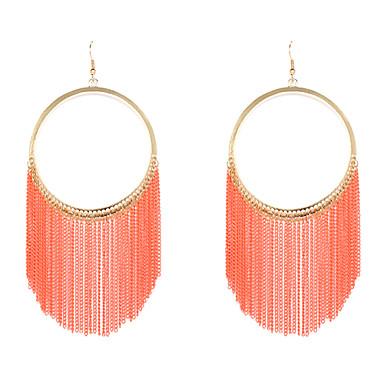 Women's Drop Earrings Hoop Earrings - Circle Earrings For Wedding Party Daily
