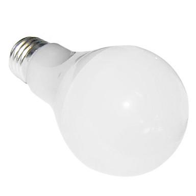 7W E26/E27 LED Küre Ampuller G60 30 led SMD 5630 Kısılabilir Sıcak Beyaz 500lm 2700K AC 220-240V