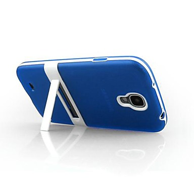 ENKAY Protective TPU Case Cover with Holder for Samsung Galaxy S4 i9500
