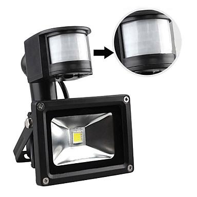 umei ™, 1 led açtı sel ışık modern alüminyum sıcak beyaz / beyaz