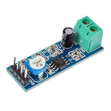 Yeni LM386 Ses Amplifikatör Modülü LM386