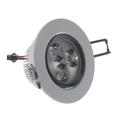 3 W Plafonieră 240 lm Spot Încastrat LED-uri de margele Intensitate Luminoasă Reglabilă Alb Cald 220-240 V