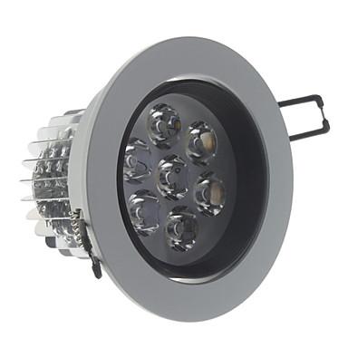 Tavan Işıkları Gömme Uyumlu led Kısılabilir Serin Beyaz 560lm 6000K AC 220-240V