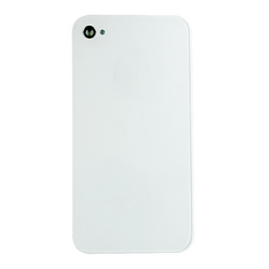 Back Glass Housing Cover Assembly Replacement for iPhone 4 iPhone Replacement Parts