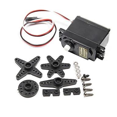 için S3003 38g mini dişli servo direksiyon (arduino için) (4.8V)