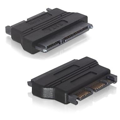 2.5 Sabit Disk SSD için Micro SATA 16 pin Erkek 3.3V Adaptör çevirici IN