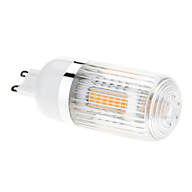 680-760 lm G9 LED Mısır Işıklar T 27 led SMD 5630 Sıcak Beyaz AC 85-265V