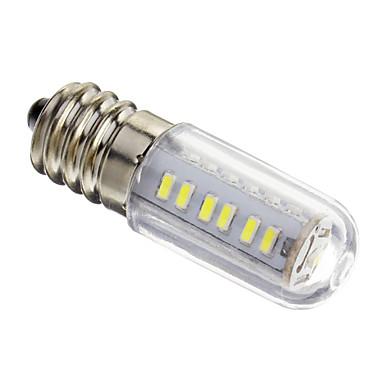 E14 LED Mısır Işıklar T 25 led SMD 3014 Dekorotif Serin Beyaz 180-210lm 6000-6500K AC 220-240V