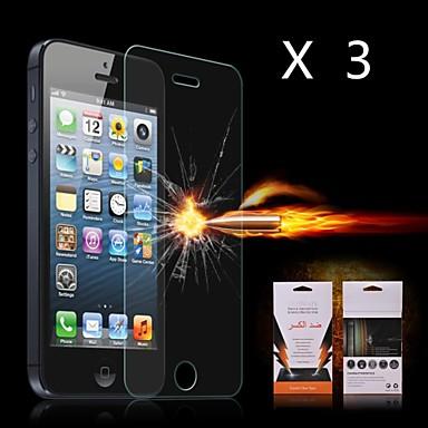 IPhone 4/4S (3adet) için Ultimate Şok Emilim Ekran Koruyucu