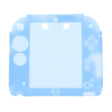 Cheap Price Silicone Case for 2DS(Assorted Colors)