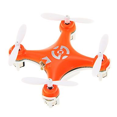 Drone Cheerson CX-10 4CH 6 Eksen - 360 Derece çevirilebilir Uçuş Upside Down Uçuş Vizyon Konumlandırma Duraksamak RC 4 Pervaneli