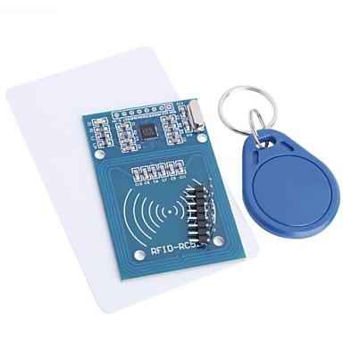 rfid-rc522 modul rfid rc522 kituri s50 13.56 mhz 6cm cu etichete spi scrie& citiți pentru zmeura pi