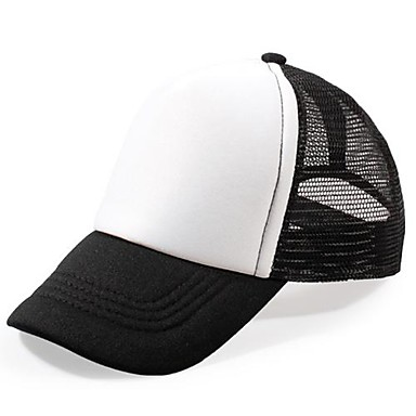 Unisex Günlük Polyester Baseball Şapkası