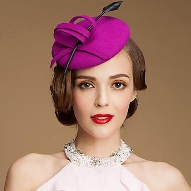 Yün Kristal Kumaş - Tiaras Şapkalar 1 Düğün Özel Anlar Parti / Gece Günlük Dış mekan Başlık