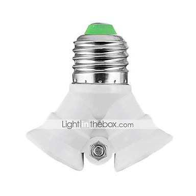 E27 Acessório de iluminação Tomada de luz PBT (polibutileno tereftalato)