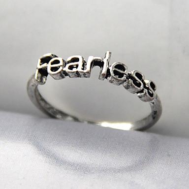 Yüzükler Parti / Günlük Mücevher alaşım Kadın Evlilik Yüzükleri7 Altın / Gümüş