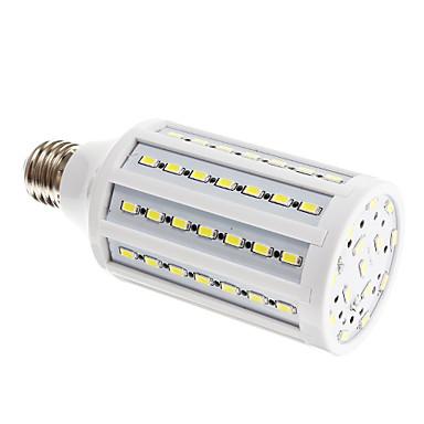 18W 1200 lm E14 E26/E27 B22 LED-maïslampen T 84 leds SMD 5730 Warm wit Koel wit AC 220-240V