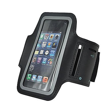 Colorcoral ™ Sports Armband Case Capa para Apple iPhone 5S/5C/5