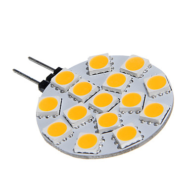 G4 Mașină Becuri 4.5W W SMD 5050 240lm lm LED Lumini de interior ForΠαγκόσμιο
