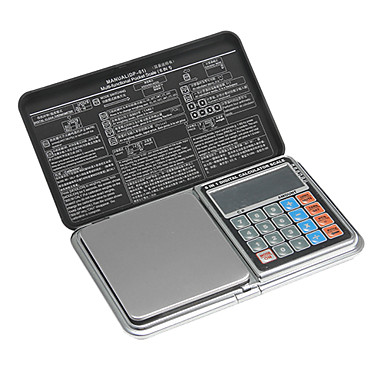 200g * 0.01g zbura techology DP-01A scară bijuterii digitale w / calculator / afișaj temperatură