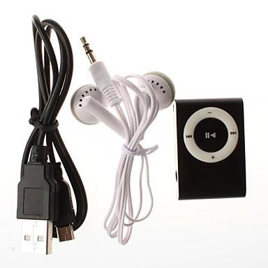 Lecteur MP3 (Carte Micro SD, Autres Coloris Disponibles)