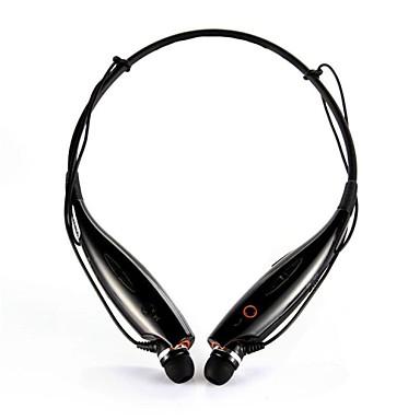 Kulakta Kablosuz Kulaklıklar Plastik Spor ve Fitness Kulaklık Mikrofon ile / Gürültü izolasyon kulaklık