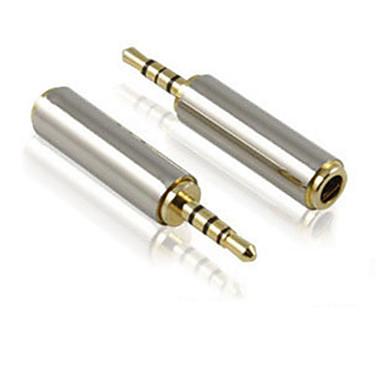 ugreen 2.5mm erkek - 3.5mm kadın cep telefonu / kulaklık adaptörü