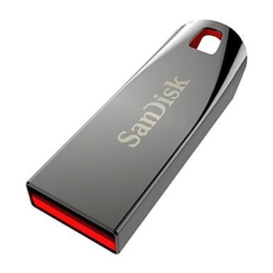 SanDisk 64GB USB flash sürücü usb diski USB 2.0 Metal Bonesiz
