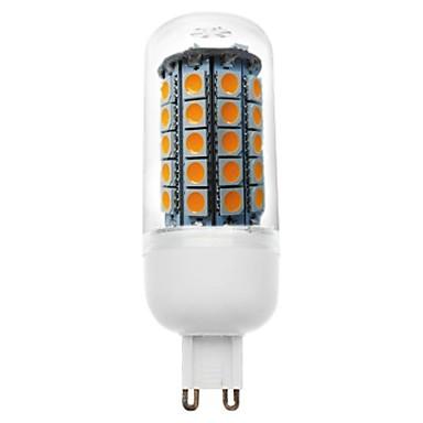 1 buc 5.5 W Becuri LED Corn 550lm E14 G9 E26 / E27 T 59 LED-uri de margele SMD 5050 Decorativ Alb Cald Alb Rece Alb Natural 220-240 V / RoHs