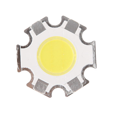 COB 450-500 lm Cip LED Aluminiu 5 W