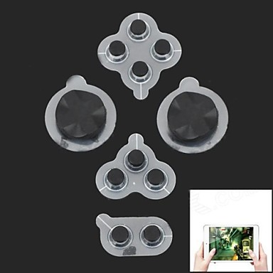 bouton manette de jeu en silicone pour iphone ipad de. Black Bedroom Furniture Sets. Home Design Ideas