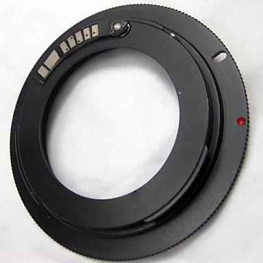 af 400d 450d 500d 550d 40d 50d 60d 5d 7d için eos kameraya m42 42mm lens onaylamak
