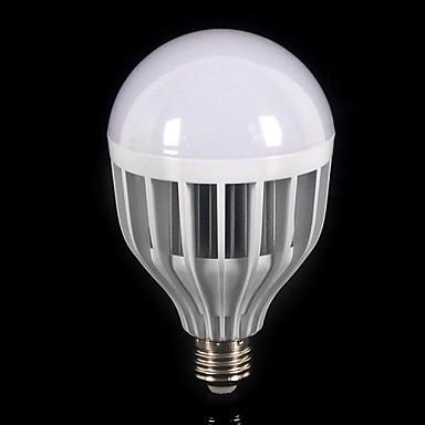 2880-3240 lm E26/E27 LED Küre Ampuller G125 72 led SMD 5730 Sıcak Beyaz AC 220-240V