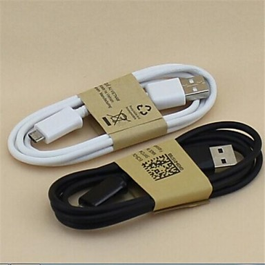 Micro USB 2.0 / USB 2.0 Normal Cable Samsung Mobile Phone for 100 cm For PVC(PolyVinyl Chloride)