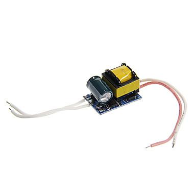 0.3a 4-5w dc 12-16v στα εσωτερικά σταθερή τρέχον πρόγραμμα οδήγησης τροφοδοτικό ac 85-265V για οδήγησε φώτα spot