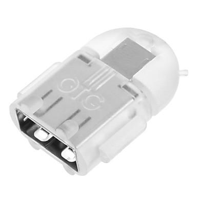 usb flash kalem sürücü için mobilephone OTG adaptör