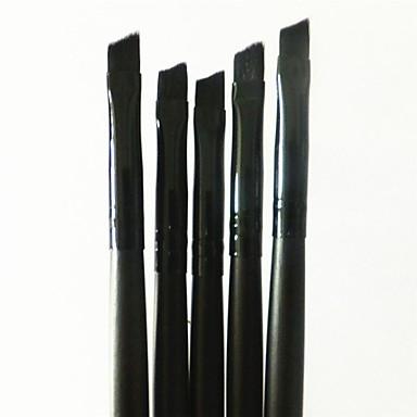 5pcs Makyaj fırçaları Profesyonel Kaş Fırçası Naylon Fırça Klasik / Orta Fırça